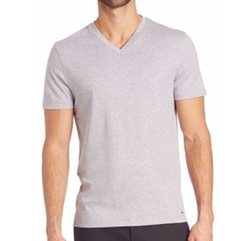 Sleek V-Neck Tee by Michael Kors in The Fate of the Furious