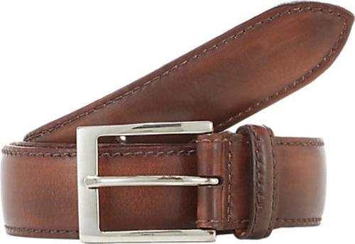Burnished Leather Belt by Harris in That Awkward Moment