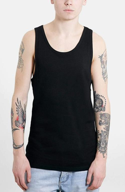 Tank Top by Topman in Brick Mansions