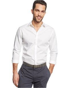 Lucas Dress Shirt by INC International Concepts in Vice