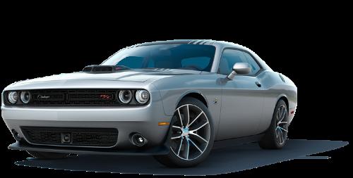 Challenger by Dodge in Nightcrawler
