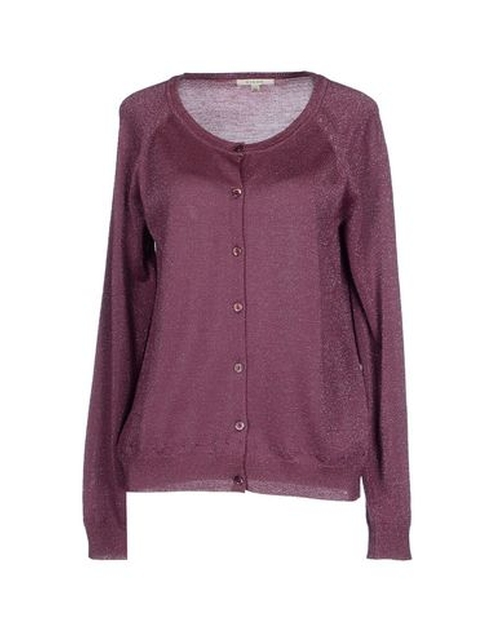 Round Collar Cardigan by Gigue in The Fundamentals of Caring