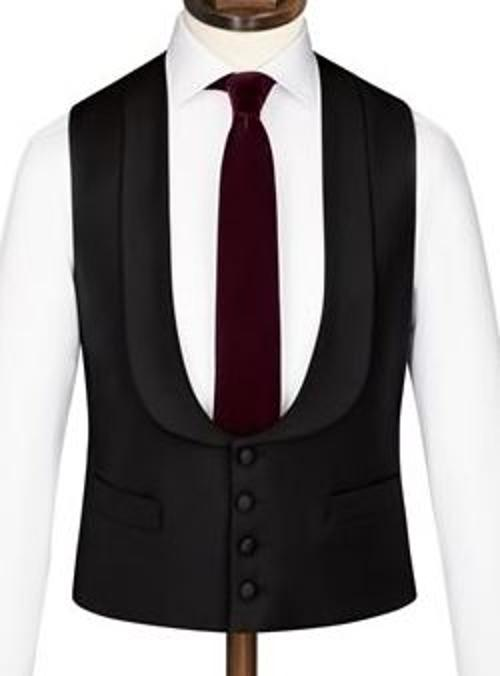 Slim Fit Tuxedo Suit Vest by Charles Tyrwhitt in Lee Daniels' The Butler