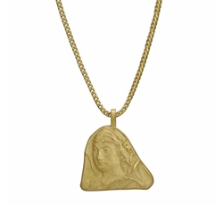 Yeezy Necklace by Yeezy in Keeping Up With The Kardashians