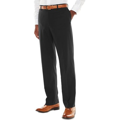 Classic-Fit Wool-Blend Dress Pants by Croft & Barrow in The Last Witch Hunter