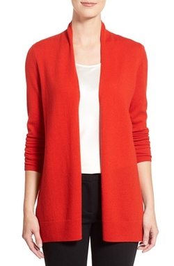 Cashmere Cardigan by Nordstrom Collection in The Vampire Diaries