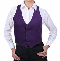 Fashion Vest by SixStarUniforms in The Good Place