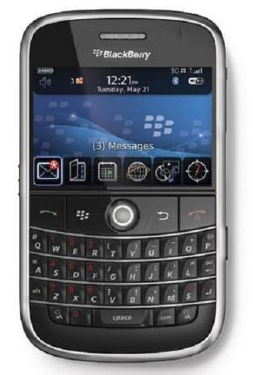 Bold Unlocked Phone by Blackberry in Sex and the City
