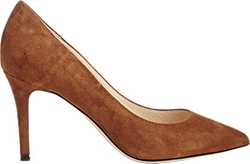 Nataly Point-Toe Pumps by Barneys New York in Suits