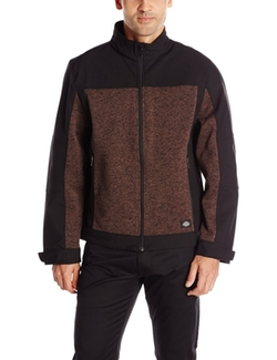 Full Zip Softshell Jacket by Dickies in The Big Bang Theory