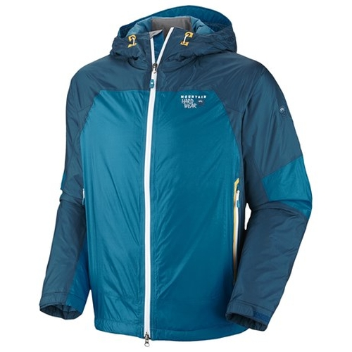 Carillion Dry.Q Elite Jacket by Mountain Hardwear in Everest