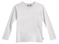 Cotton Long Sleeve Tshirt by City Threads in Unfriended