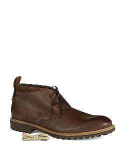 Lace Up Boots by Black Brown 1826 in Unbroken