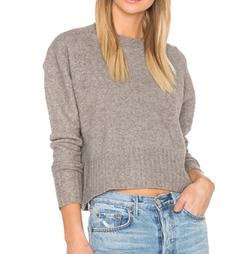 Crop Sweater by Brown Allan in Fuller House