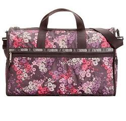 Weekender Bag by LeSportsac in The Disappearance of Eleanor Rigby