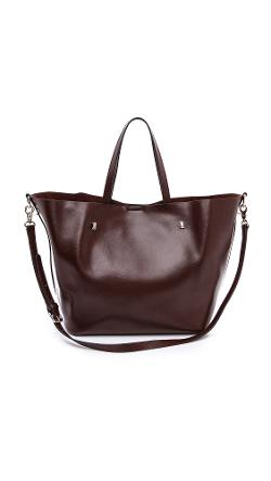 Large Docente Tote by Monserat De Lucca in Laggies