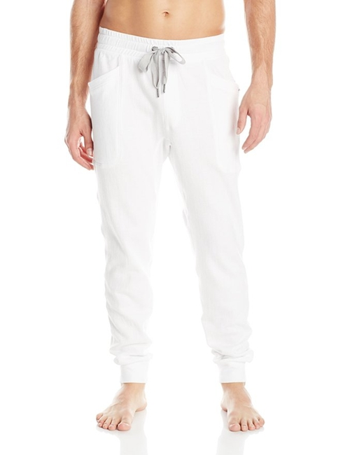 Comfort Lounge Pant by 2(x)ist in Victor Frankenstein