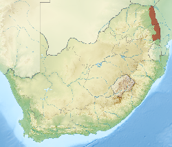 Skukuza, South Africa by Kruger National Park in Blended