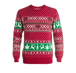 Ugly Xmas Sweater by DC in Daddy's Home 2