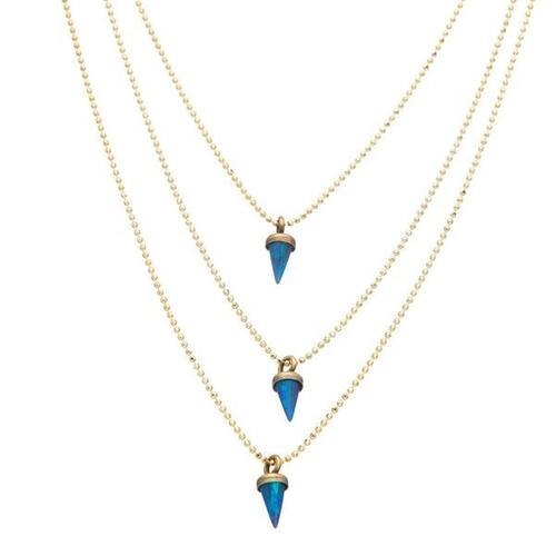 Avish Necklace by Lionette by Noa Sade in Pretty Little Liars - Season 6 Episode 20
