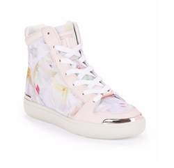 Paryna Floral High-Top Sneakers by Ted Baker in Sisters