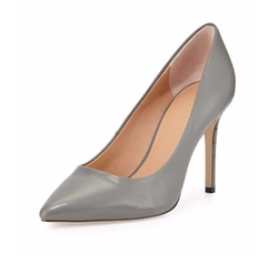 Courtney Leather Pumps by Halston Heritage in Suits