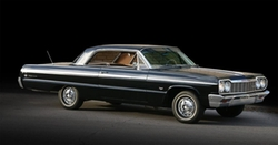 1964 Impala Coupe by Chevrolet in Straight Outta Compton