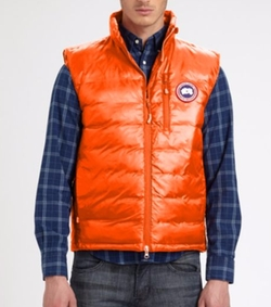 Lodge Vest by Canada Goose  in Scream Queens