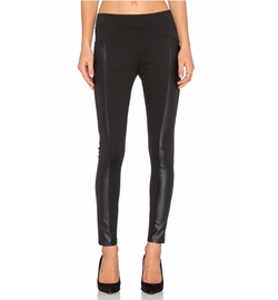 Leather Panel Leggings by BCBGeneration in Happy Death Day