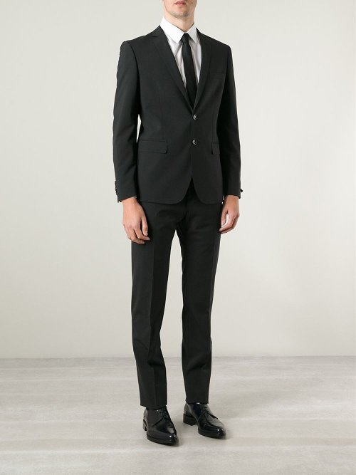 Classic Two Piece Suit by Tonello in Get Hard