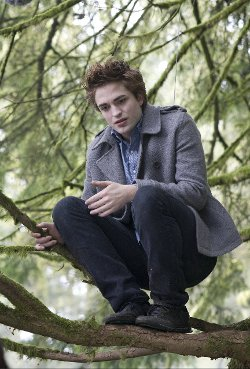 Custom Made Peacoat (Edward Cullen) by Wendy Chuck (Costume Designer) in Twilight