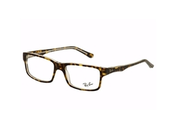Rx5245 Tortoise Eyeglasses by Ray-Ban in Love the Coopers