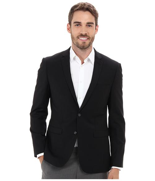 Slim Fit Stein Tonning Suit Jacket by Moods of Norway in Contraband