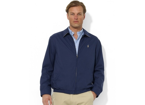 Core Classic Windbreaker Jacket by Polo Ralph Lauren in Daddy's Home