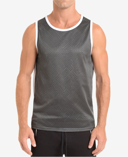 Men's Athleisure Mesh Muscle Tank by 2(x)ist  in xXx: Return of Xander Cage