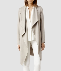 Hace Trench Coat by All Saints in Elementary