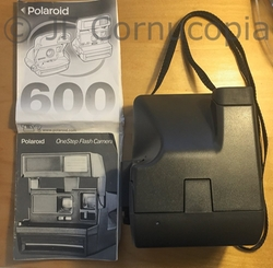 Polaroid One Step Close-Up 600 Instant Camera by Polaroid in The Mindy Project