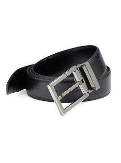 Briar Leather Belt by Burberry in The Second Best Exotic Marigold Hotel