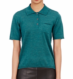 Knit Polo Shirt by Maison Margiela in How To Get Away With Murder