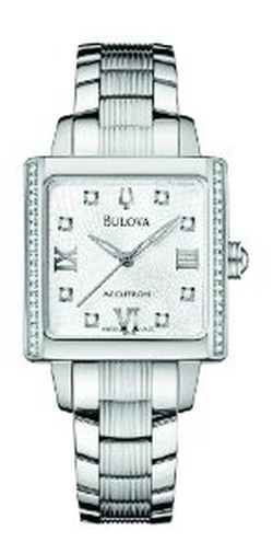 Masella Stainless Steel Watch by Accutron By Bulova in Billions