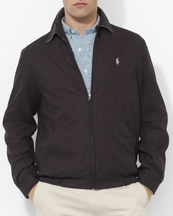 Basic Windbreaker Jacket by Polo Ralph Lauren in The Big Bang Theory