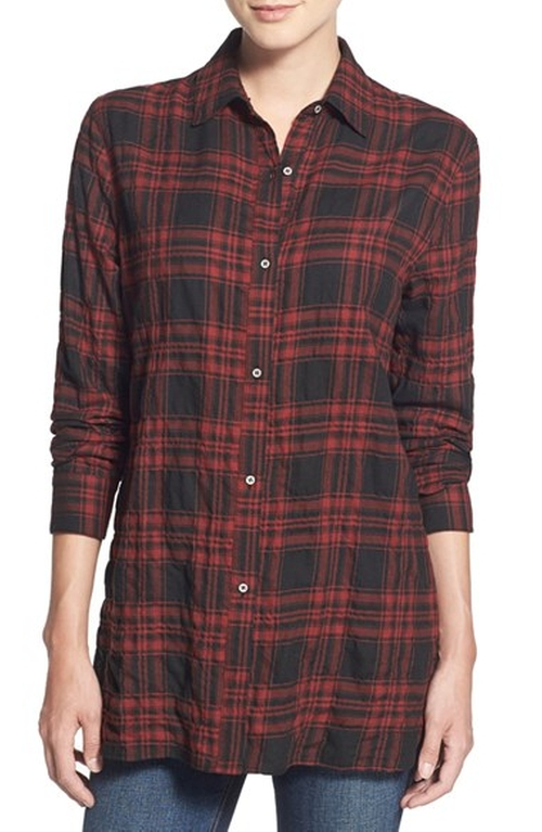 'Beau' Plaid Shirt by Rag & Bone in The Blacklist - Season 3 Episode 5