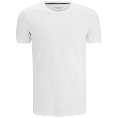 Axtell Crew Neck Slim-Fit T-Shirt by J.Lindeberg in Straight Outta Compton