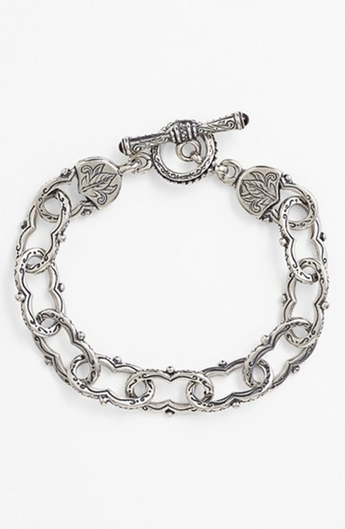Classics Link Toggle Bracelet by Konstantino in The Best of Me