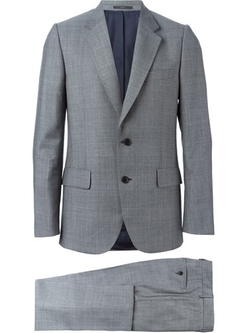 Two Piece Suit by Paul Smith London in Burnt