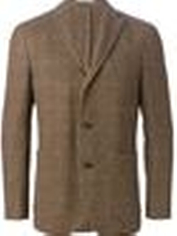 Tweed Blazer by Boglioli in Eddie The Eagle