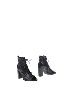 Zip Closure Ankle Boot by Lemare in Jem and the Holograms