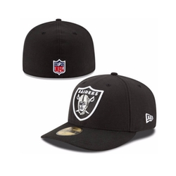 Oakland Raiders Cap by 59FIFTY in Keeping Up With The Kardashians