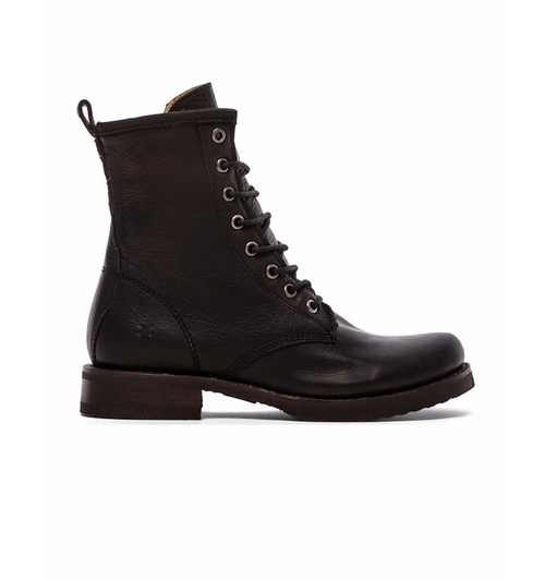 Veronica Combat Boots by Frye in Jessica Jones