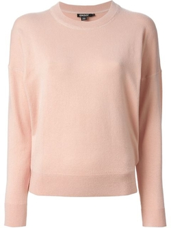 Cropped Sweater by DKNY in Sleeping with Other People